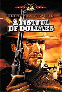 За пригоршню долларов /Однажды на Диком Западе/Два мула для сестры Сары/Ковбои на DVD