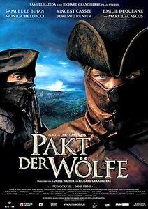 Братство волка 2  на DVD