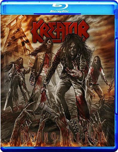 Kreator Dying Alive (Blu-ray)*