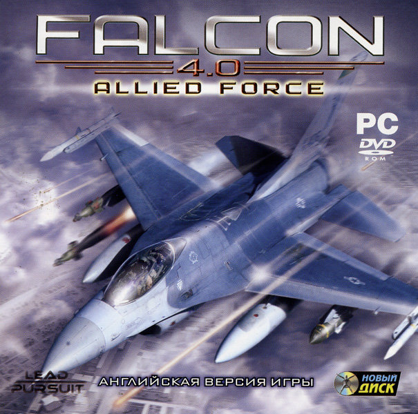 Falcon 4.0 Allied Force (PC DVD)