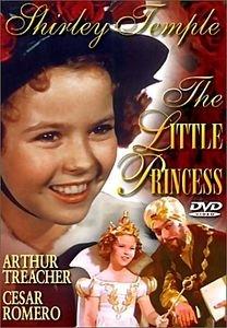 Маленькая принцесса   на DVD