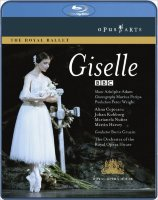Adolphe Adam Giselle The Royal Ballet (Blu-ray)*