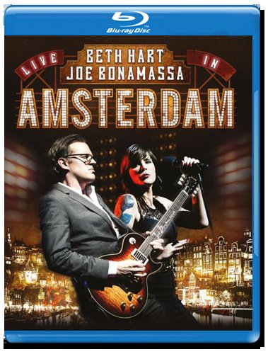 Beth Hart and Joe Bonamassa Live in Amsterdam (Blu-ray)*