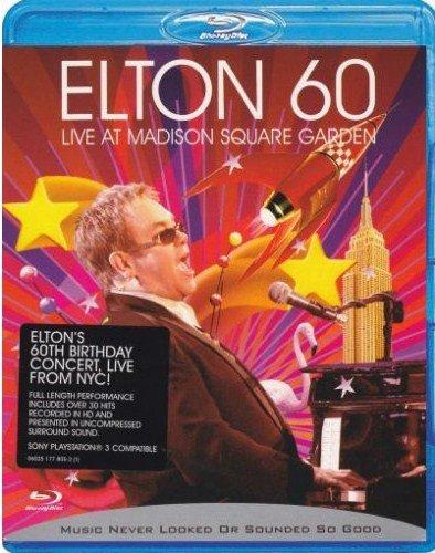 Elton John Elton 60 Live at Madison Square Garden (Blu-ray)*