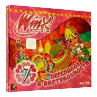 Winx Club 7 Переполох в виртуальности (PC DVD)