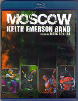 Keith Emerson Band Featuring Marc Bonilla Moscow Tarkus (Blu-ray)*