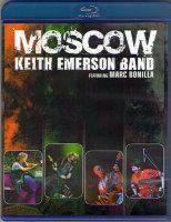 Keith Emerson Band Featuring Marc Bonilla Moscow Tarkus (Blu-ray)*