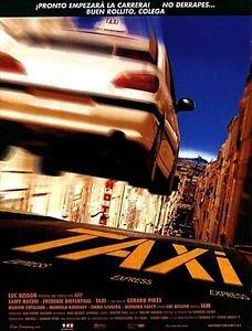 Такси 2, 3 на DVD