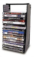 Подставка под DVD на 20 дисков