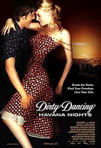 Грязные танцы 2 на DVD