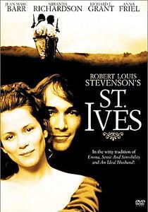 Приключения Сент-Ива на DVD