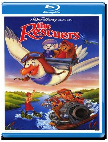Спасатели (Blu-ray) на Blu-ray