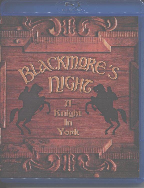 Blackmore's Night A Knight In York (Blu-ray)* на Blu-ray