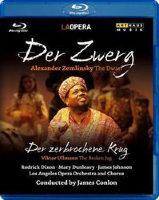 Alexander Zemlinsky Der Zwerg (The Dwarf) and Viktor Ullmann Der Zerbrochene Krug (The Broken Jug) (Blu-ray)