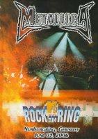 METALLICA - ROCK AM RING Nurburgring Germany June 03.2006