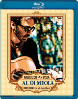Al Di Meola Morocco Fantasia World Sinfonia Live with Special Guests (Blu-ray)*