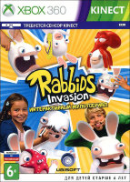 Rabbids Invasion (Xbox 360 Kinect)