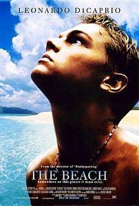 Пляж на DVD
