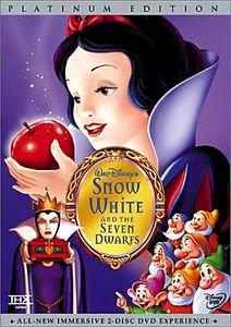 Белоснежка и семь гномов (Walt Disney)  на DVD
