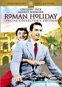 Римские каникулы  на DVD