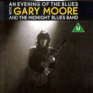Gary Moore & The Midnight Blues Band - Live at Montreux на DVD
