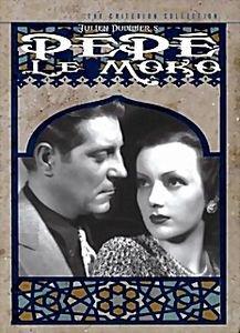 Пепе ле Моко на DVD