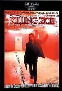 Убить Зои на DVD