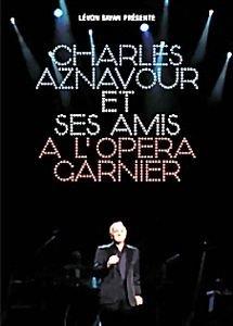 Charles Aznavour et ses amis a l'opera Garnier на DVD