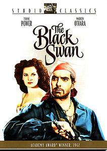Черный лебедь  на DVD