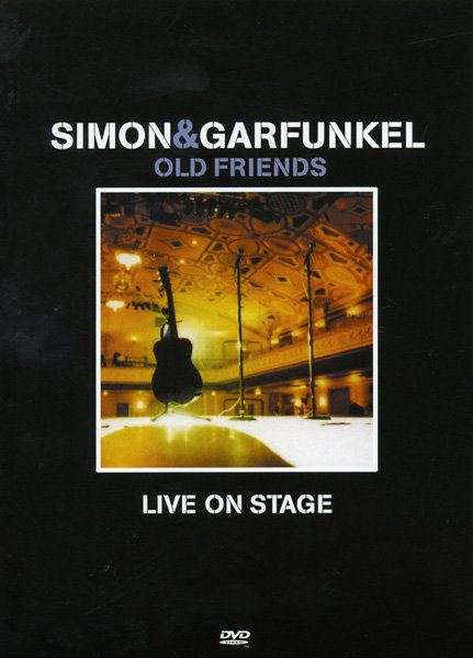 Simon&Garfunkel - Old Friends на DVD