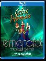 Celtic Woman Emerald Musical Gems Live at Morris Performing Arts Center (Blu-ray)