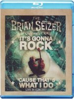 The Brian Setzer Orchestra Its Gonna Rock (Blu-ray)*