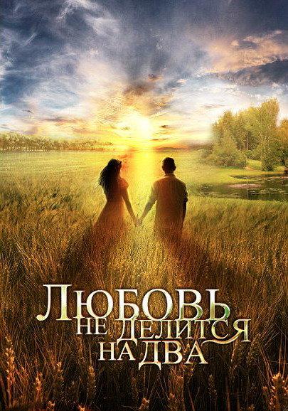 Любовь не делится на два (4 серии) на DVD