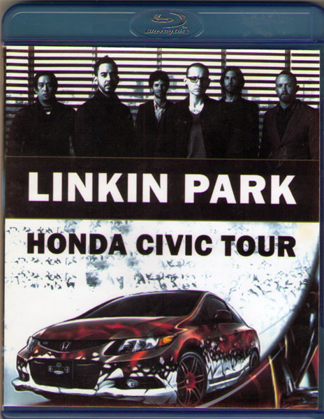 Linkin park Honda civic tour (Blu-ray)*