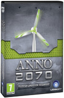 Anno 2070 Коллекционное издание (PC DVD)