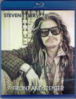 Steven Tyler (Aerosmith) Front And Center (Blu-ray)