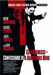 Признания опасного человека на DVD