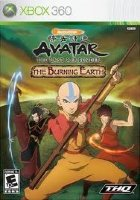 Avatar The Last Airbender The Burning Earth (Xbox 360)