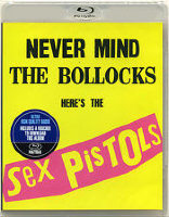 Sex Pistols Never Mind the Bollocks Here is the Sex Pistols (Blu-ray)*