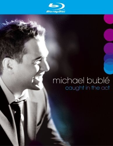Michael Buble Caught in the Act (Blu-ray)*