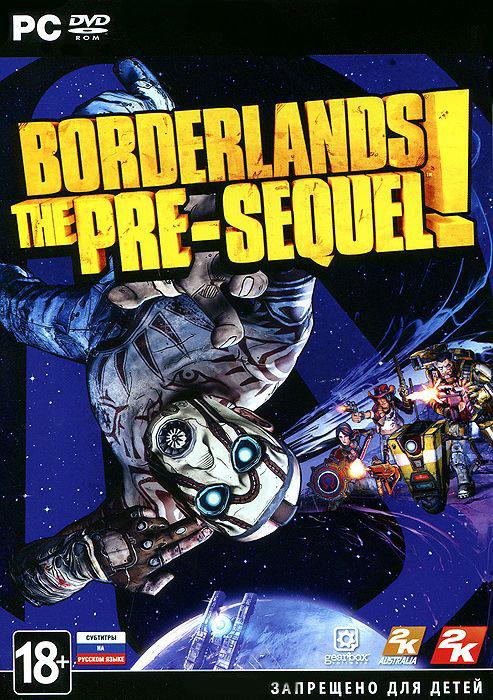 Borderlands The Pre Seque (DVD-BOX)
