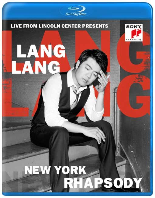 Lang Lang Live from Lincoln Center presents New York Rhapsody (Blu-ray)* на Blu-ray
