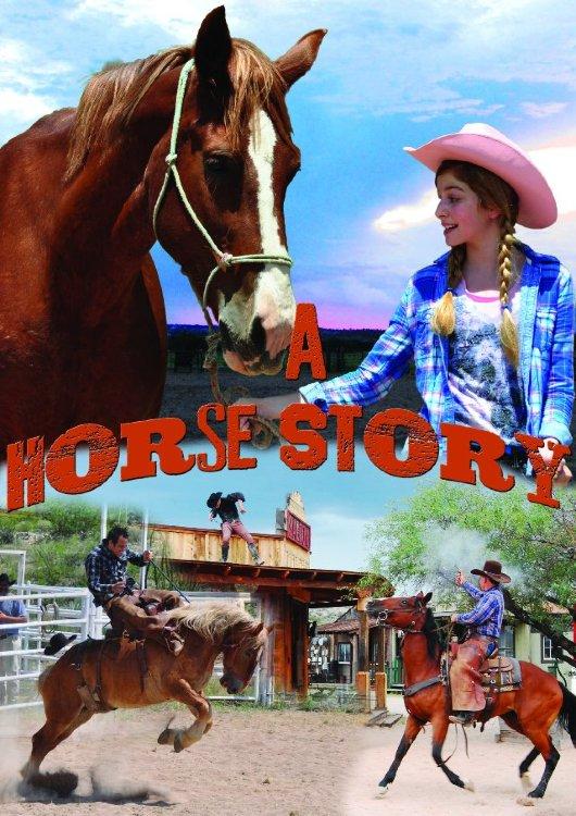 История одной лошадки на DVD