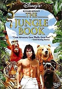 Книга джунглей (Стивен Соммерс) на DVD