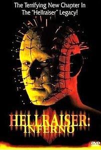 Восставший из ада 5: преисподняя на DVD