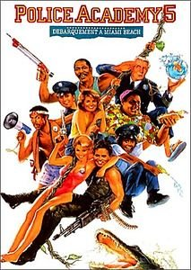 Полицейская академия 1, 2, 3 \\ Полицейская академия 4, 5, 6, 7 на DVD