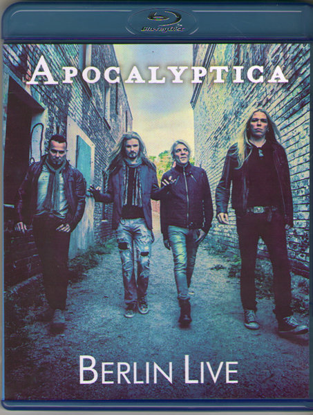 Apocalyptica Berlin Live (Blu-ray)*