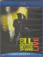 Vasco Rossi Il mondo che vorrei Live (Blu-ray)