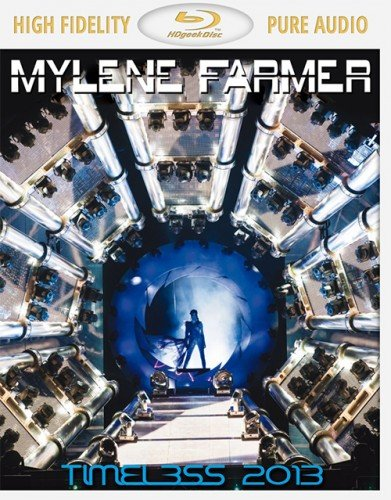 Mylene Farmer Timeless (Blu-ray)* на Blu-ray