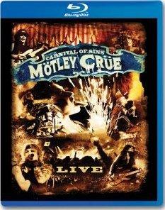 Motley Crue Carnival of Sins (Blu-ray)* на Blu-ray